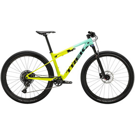 Trek Supercaliber SL 9.7 miami green to volt fade